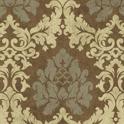 Espresso Haven Damask HAV40728