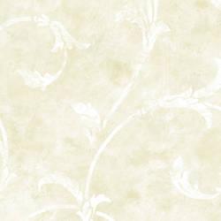White Silver Scroll HAV40831