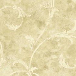 Yellow Silver Scroll HAV40832