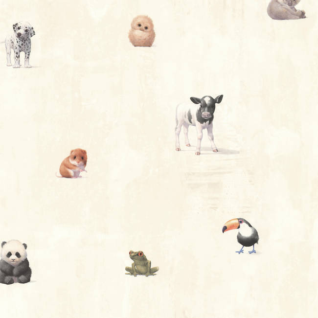 Tate Beige Animal Alphabet HAS01212