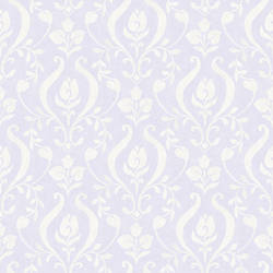 Eloise Lavender Damask HAS01251
