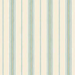 Kylie Aqua Cabin Stripe HAS491013