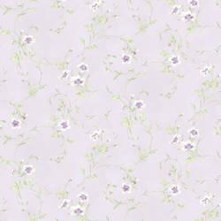 Capri Lavender Floral Scroll HAS54636