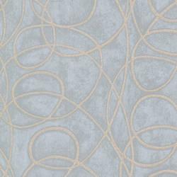 Novia Blue Geometric Swirl HZN43024