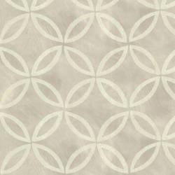 Cloverleaf Grey Geometric HZN43121