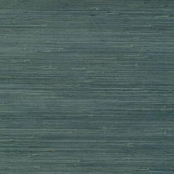 Jurou Blue Grasscloth 53-65432