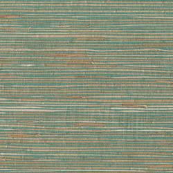 Keiko Aqua Grasscloth 53-65606