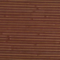 Shou Burgundy Grasscloth 53-65669