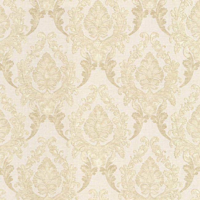 Regal Beige Damask 991-68202