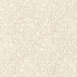 Majestic Taupe Scrolling Damask 991-68246