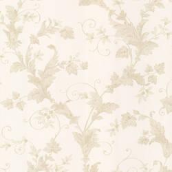 Royal White Scroll 991-68266