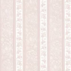 Sublime Blush Scroll Stripe 991-68268