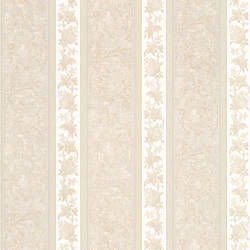 Sublime Cream Scroll Stripe 991-68270
