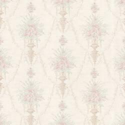 Katharina Taupe Floral Urn 993-68624