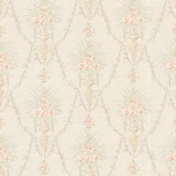 Katharina Peach Floral Urn 993-68626