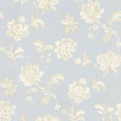 Benvolio Light Grey Floral Trail 993-68632