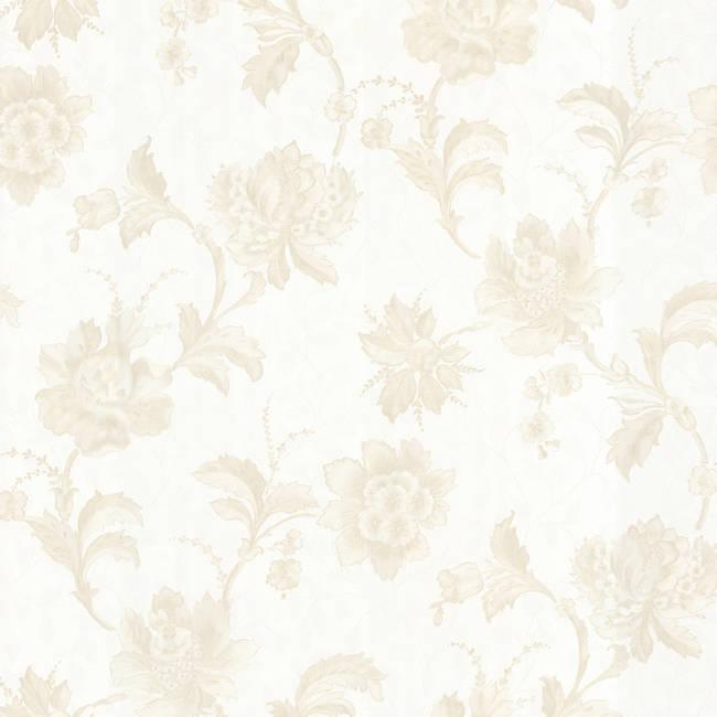Benvolio Cream Floral Trail 993-68636