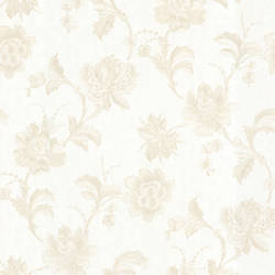 Benvolio Cream Floral Trail 993-68636