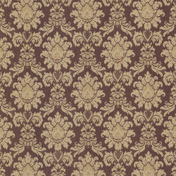 Romeo Burgundy Damask 993-68657