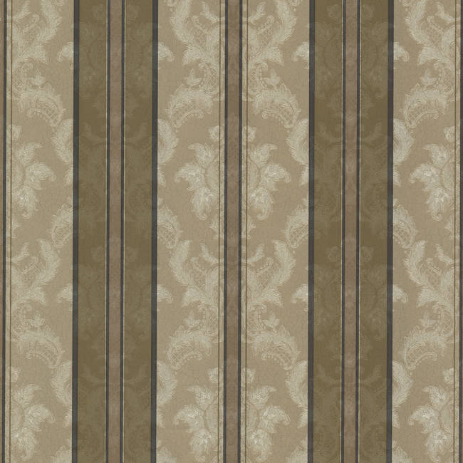 Tybalt Gold Damask Stripe 993-77447