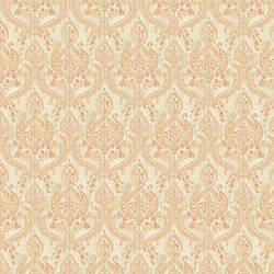 Waverly Rust Petite Damask 1014-001818