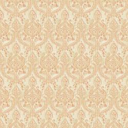 Waverly Rust Petite Damask 1014-001818