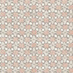 Free Spirit Grey Floral 1014-001824