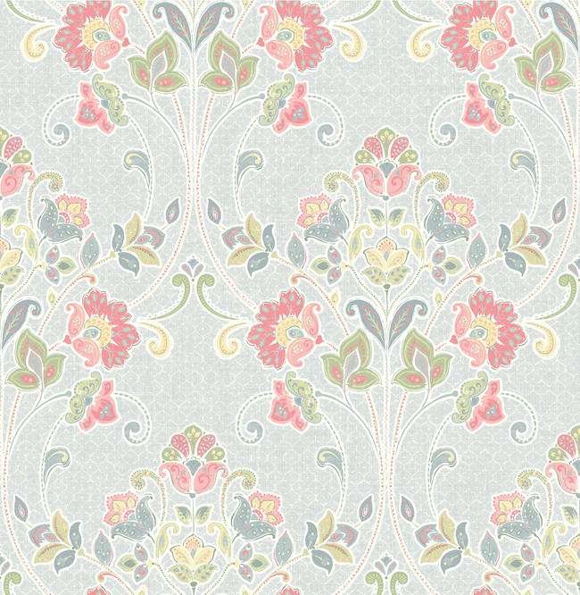 Willow Sky Nouveau Floral 1014-001806