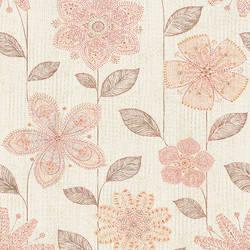 Maisie Coral Batik Flower 1014-001813
