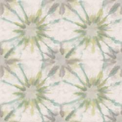 Iris Turquoise Shibori 1014-001859