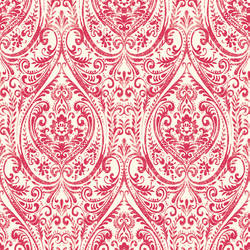 Gypsy Red Damask 1014-001865