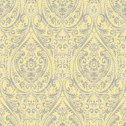 Gypsy Yellow Damask 1014-001868