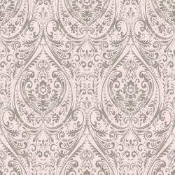 Gypsy Light Pink Damask 1014-001869