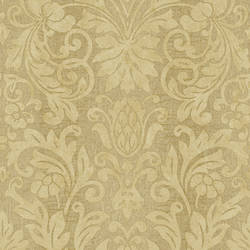 Nanda Brown Grand Damask RW30603