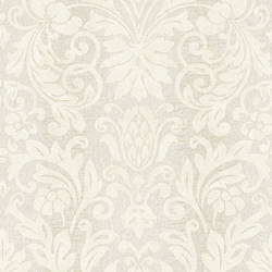 Nanda Grey Grand Damask RW30606