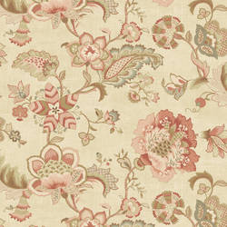Namaste Pink Jacobean Floral RW31101
