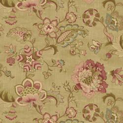 Namaste Beige Jacobean Floral RW31104