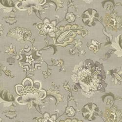 Namaste Grey Jacobean Floral RW31109