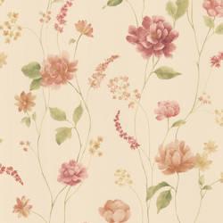 Hanne Beige Floral Pattern 347-20105