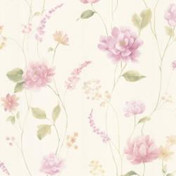 Hanne Purple Floral Pattern 347-20106