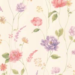 Hanne Pink Floral Pattern 347-20107