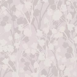 Lawson Purple Botanical Silhouette 347-20125