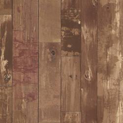 Heim Brown Distressed Wood Panel 347-20129