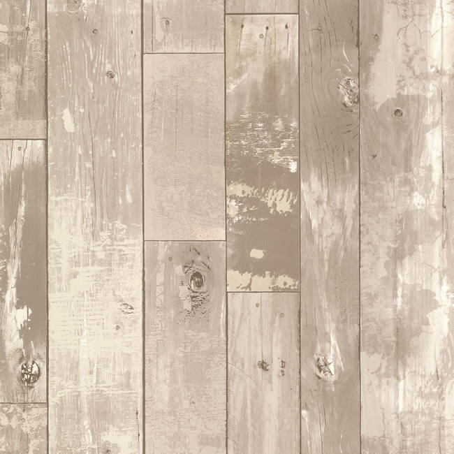 Heim Grey Distressed Wood Panel 347-20130