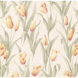 Denning Yellow Satin Tulip Texture 347-20143