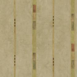 Tenney Beige Checkered Stripe 347-43078