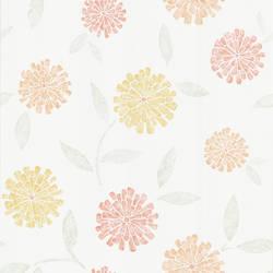 Davenport Red Modern Floral 347-62114