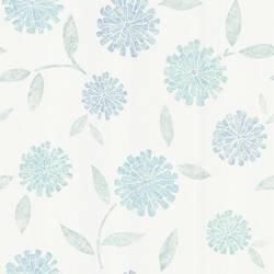 Davenport Blue Modern Floral 347-62117