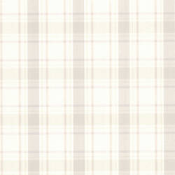 McCarthy Beige Plaid Texture 347-66844