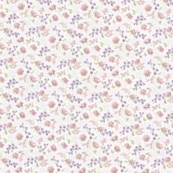 Leif Purple Dense Floral Toss 347-68866